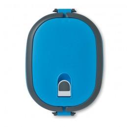 DELUX LUNCH - Cutie cu capac pentru sandvişu MO8517-12, Turquoise