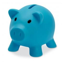 SOFTCO - Pușculiță în formă de porcușor MO8132-12, Turquoise