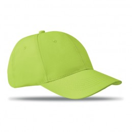 BASIE - Șapcă cu 6 panele              MO8834-48, Lime