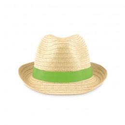 BOOGIE - Pălărie din paie naturale      MO9341-48, Lime