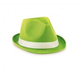 WOOGIE - Pălărie colorată din paie      MO9342-48, Lime