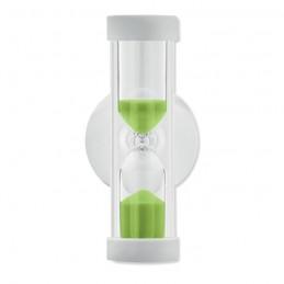 QUICKSHOWER - Clepsidră duș cu ventuză       MO9211-48, Lime