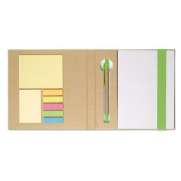 QUINCY - Set papetărie                  MO8183-48, Lime
