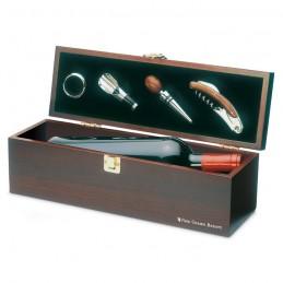 COSTIERES - Set accesorii vin în cutie     KC2690-40, Wood