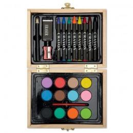 BEAU - Set compact pentru pictură     MO8249-40, Wood