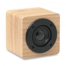 SONICONE - Boxă bluetooth 3W 350 mAh      MO9084-40, Wood