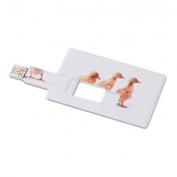 Redax - memorie USB AP833011_8GB, alb