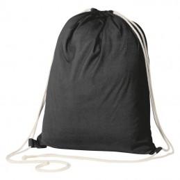 Geantă sport din bumbac ecologic - 6129803, Black
