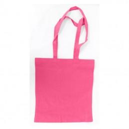 Sacoşă de cumpărături cu mâner lung - 6088011, Pink