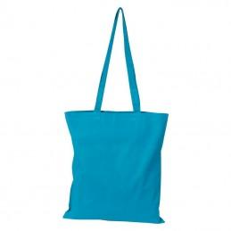 Sacoşă de cumpărături cu mâner lung - 6088014, Turquoise