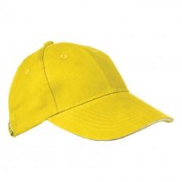 Şapcă baseball - 5046608, Yellow