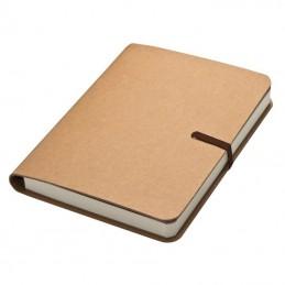 Caiet cu 120 pagini - 2344501, Brown