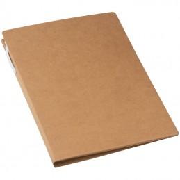 Notițe cu copertă carton - 2143301, Brown