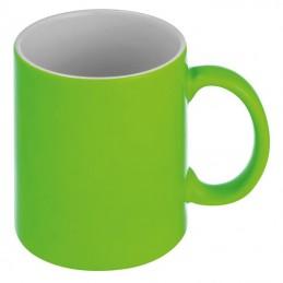 Ceaşcă ceramică de cafea 300 ML - 8017209, Green