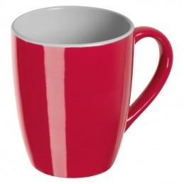 Cană ceramică colorată 300 ml - 8092105, Red