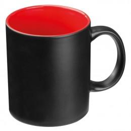 Cană colorată în interior 300 ml - 8148205, Red