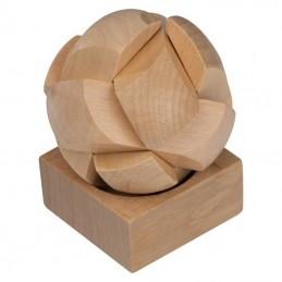 Puzzle din lemn - 5098813, Beige