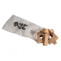 Joc cobra din lemn - 5042501, Brown