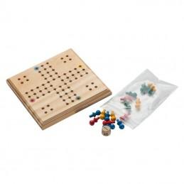 Joc clasic din lemn - 5056601, Brown