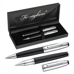 Set de scris Ferraghini - F19303, Black