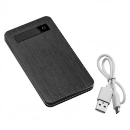 Powerbank de 4000mAh - 2033903, Black