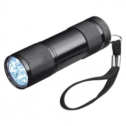 Lanternă cu baterii în cutie* - 8875703, Black