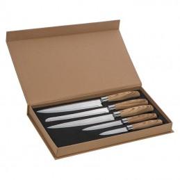 Set de cuţite din 5 piese - 8057307, Grey