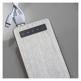 Powerbank de 4000mAh - 2033907, Grey