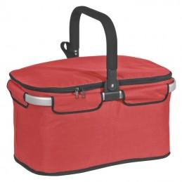 Coş de cumpărături frigorific - 6006105, Red
