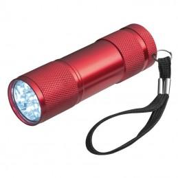 Lanternă cu baterii în cutie* - 8875705, Red