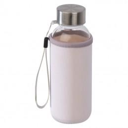 Sticlă în husă din neopren - 6098506, White