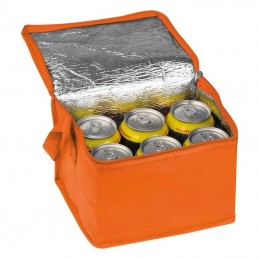 Geantă frigorifică non-woven - 6154210, Orange