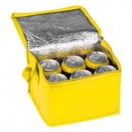 Geantă frigorifică non-woven - 6154208, Yellow
