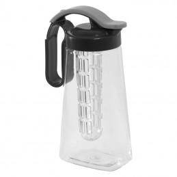 Recipient tritan plastic cu filtru - 1800 ml - 6081377, Anthracite