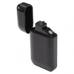 USB brichetă electrica mată fara flacara - 9097603, Black
