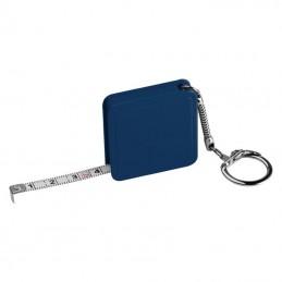 Ruletă de 1m, cu breloc - 8880804, Blue