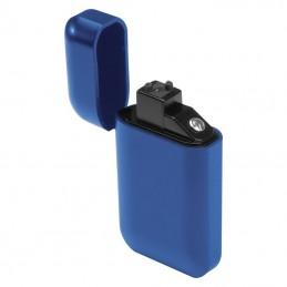 USB brichetă electrica mată fara flacara - 9097604, Blue