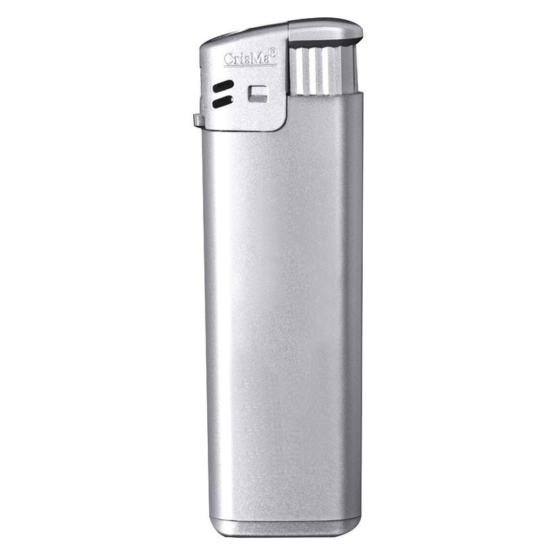 Brichetă piezo reîncărcabilă - 9110607, Grey