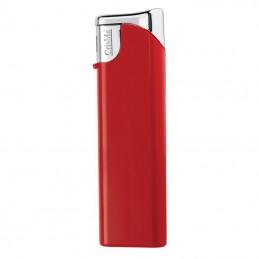 Brichetă piezo din plastic reincarcabila - 9755205, Red