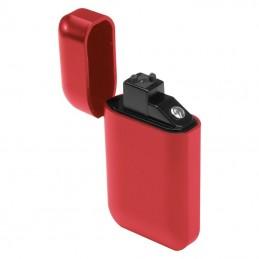 USB brichetă electrica mată fara flacara - 9097605, Red