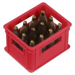 Desfăcător sticlă forma de naveta bere - 8083705, Red