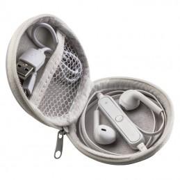 Căşti audio Bluetooth - 3047106, White