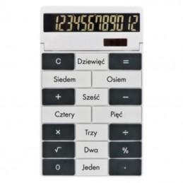 Calculator cu design CrisMa - 3341606, White