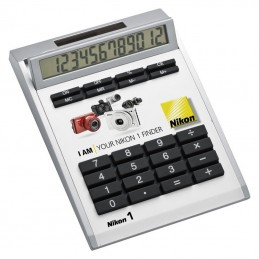 Calculator CrisMa - 3354006, White