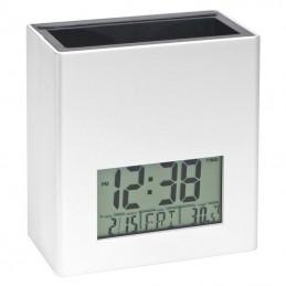 Suport cu display digital - 4008406, White