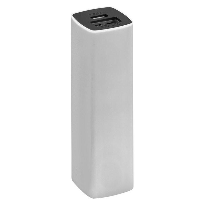 Powerbank 2200mAh cu cablu USB - 2034306, White