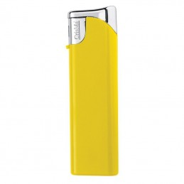 Brichetă piezo din plastic reincarcabila - 9755208, Yellow