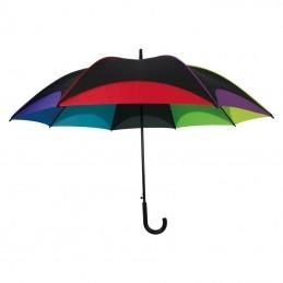 Umbrelă rainbow - 40870MC, Assorted