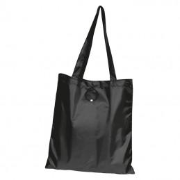 Sacoşă pliabilă de cumpărături - 6095603, Black