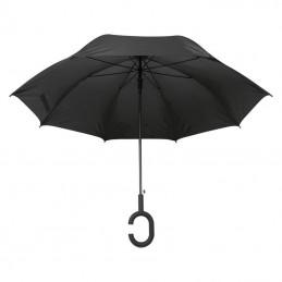 "Umbrelă cu mâner ""C"" - 4139103, Black"